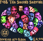 F4DB &#39The Second Serving&#39 Album